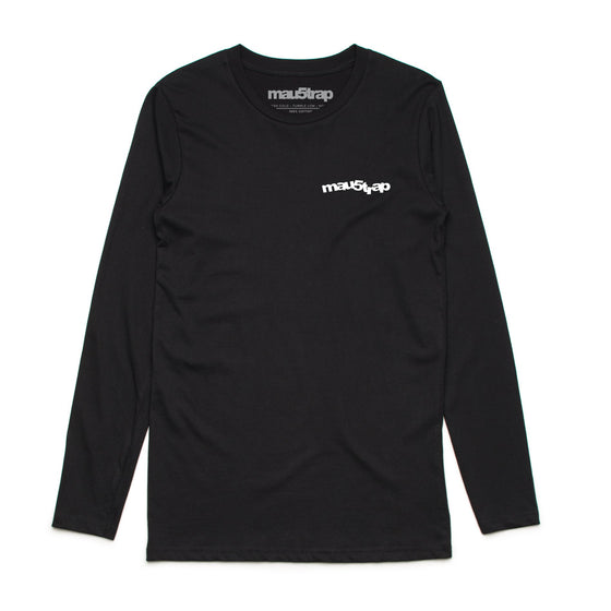 mau5trap - logo - long sleeve