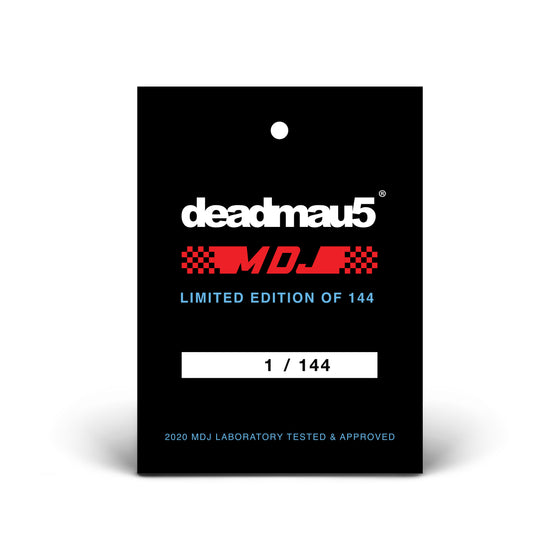 deadmau5 x mad dog jones collab long sleeve