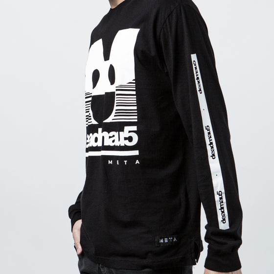 deadmau5 x Meta - RACE LONG SLEEVE