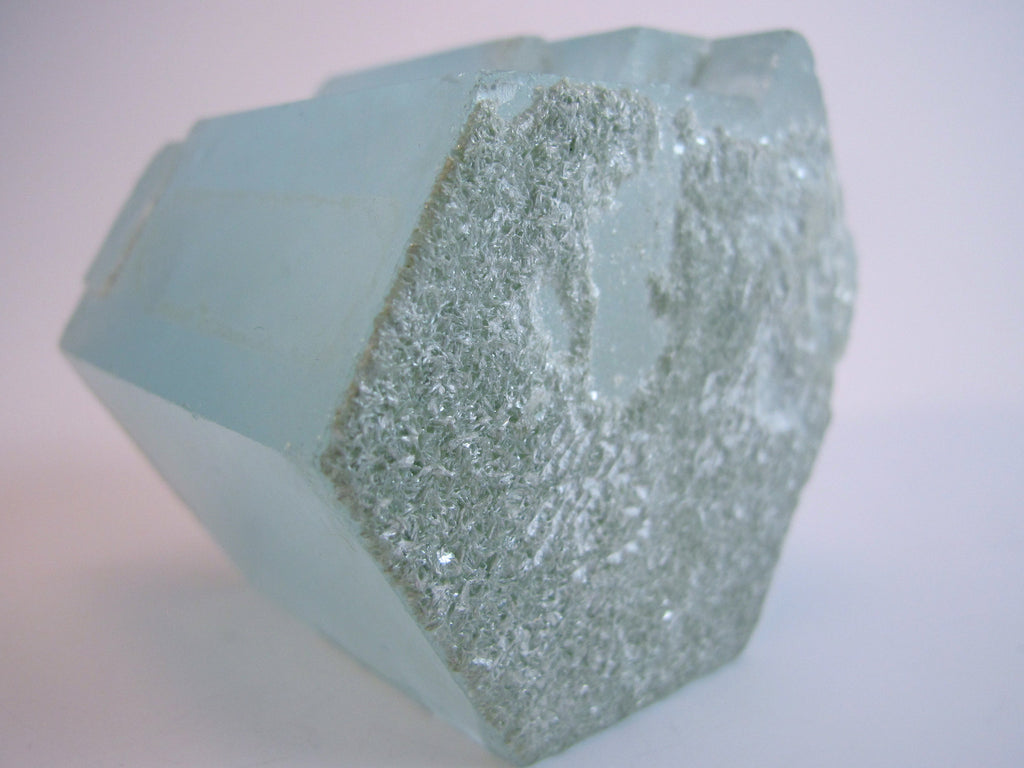 Large Natural Aquamarine Crystal