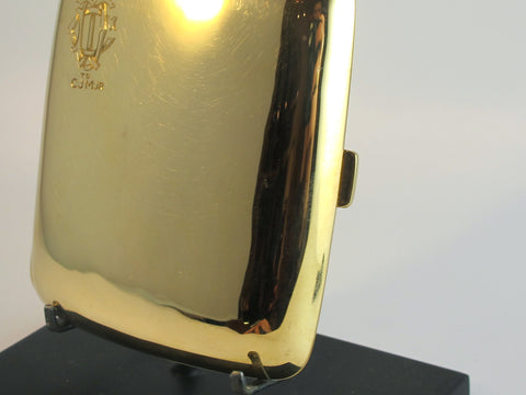 Vintage 14kt Gold Cigarette Case