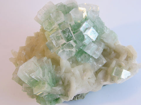 Fine Natural Apophylite Mineral from Poona India