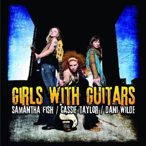 Girls With Guitars CD (2011)