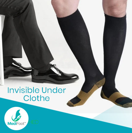 Medicalm™ Anti-Fatigue Compression Socks - Medifoot