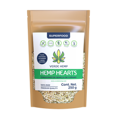 Hemp Hearts - Corazones de Hemp
