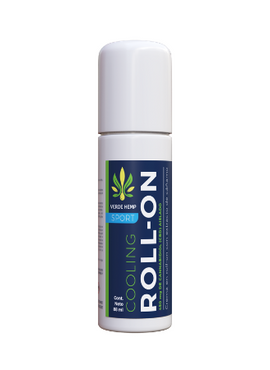 Cooling Roll-On con 450 mg de CBD