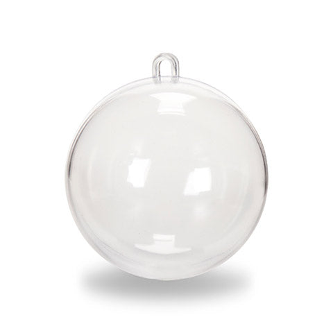 Acrylic Ornament Balls 60mm