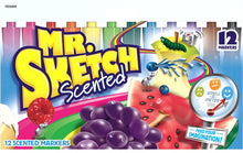 Load image into Gallery viewer, Mr. Sketch Scented Marker Set