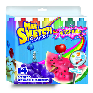 Mr. Sketch Scented Marker Set