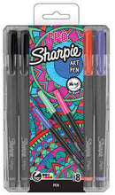 Load image into Gallery viewer, Sharpie Art Pen Set