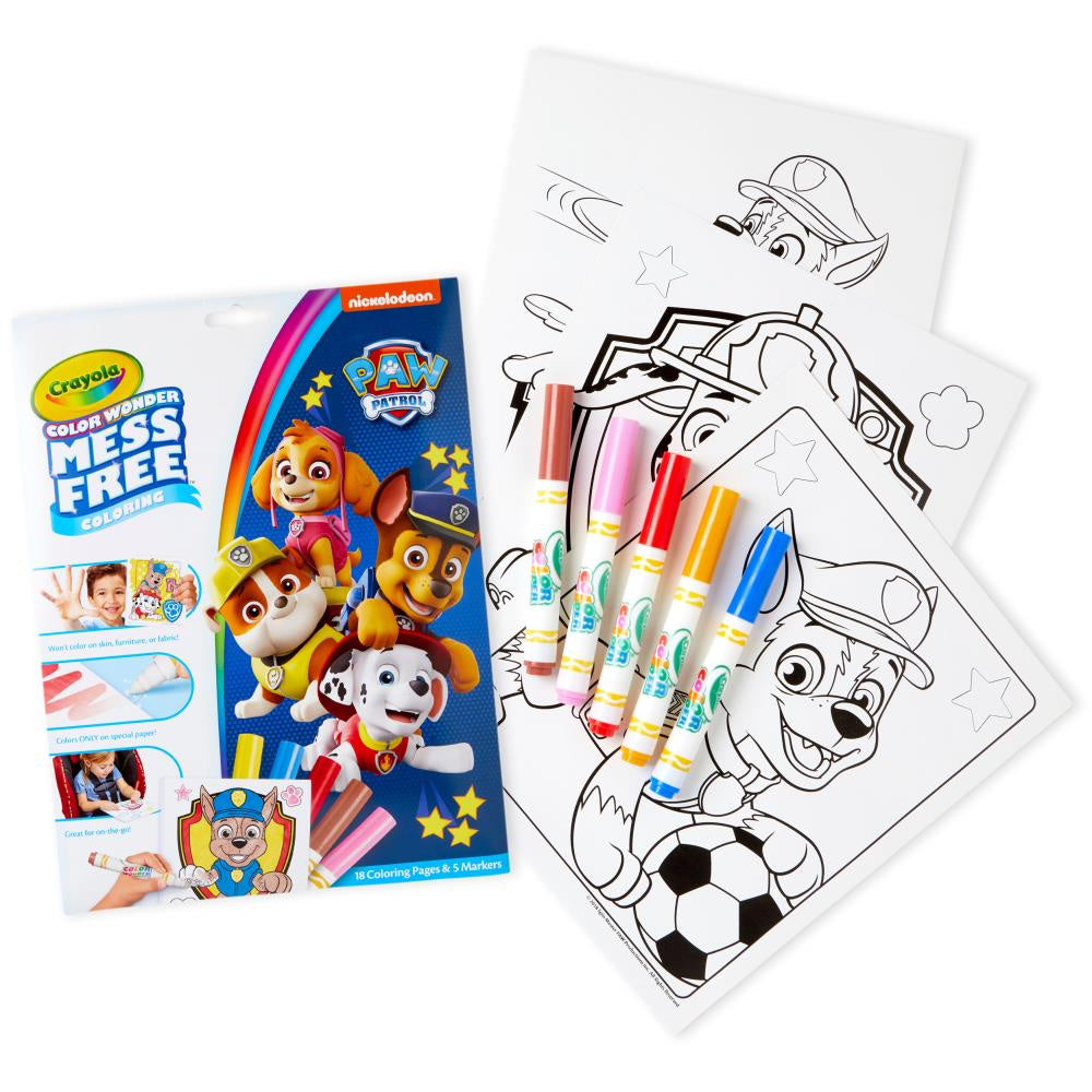 Color Wonder Coloring Set