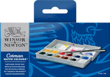 Load image into Gallery viewer, Cotman Watercolours Set