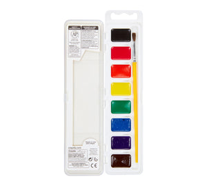 Crayola Washable Watercolor, 8 color pan