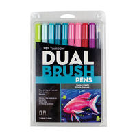 Dual Brush Pen Set