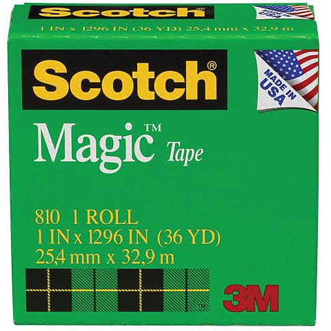 Scotch Magic Tape Refill
