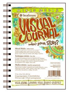 Visual Journal, 5.5x8