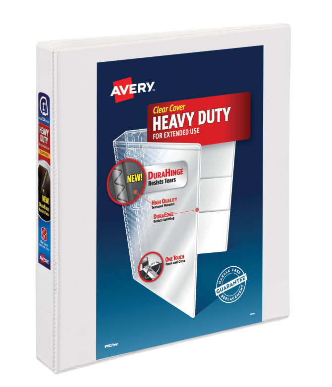 Avery Heavy Duty Binder