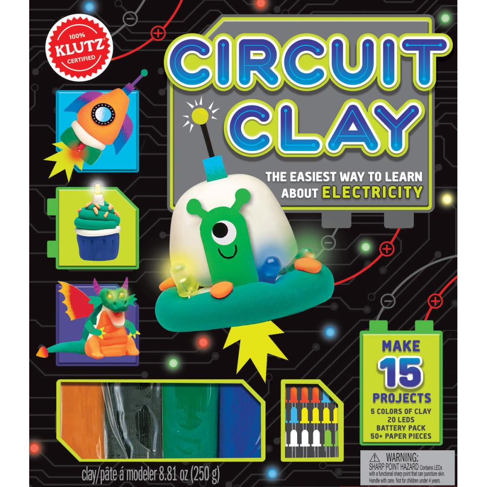 Circuit Clay Kit