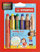 Load image into Gallery viewer, STABILO Woody set