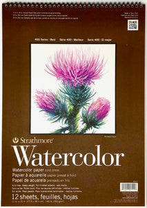 Strathmore Watercolor Paper Pad 400
