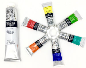 Winsor Newton Artisan Water Mixable Oil Color