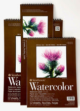 Load image into Gallery viewer, Strathmore Watercolor Paper Pad 400