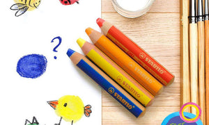 STABILO Woody 3 in 1 Pencil