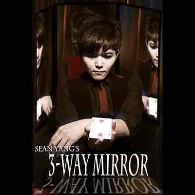 3-Way Mirror by Sean Yang and Magic Soul - Fabbrica Magia