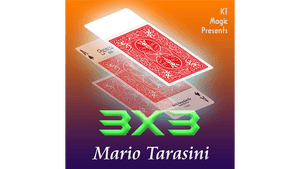 3X3 by Mario Tarasini video DOWNLOAD - Fabbrica Magia