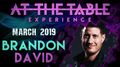 At The Table Live Lecture Brandon David March 6th 2019 video DOWNLOAD - Fabbrica Magia