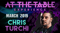 At The Table Live Lecture Chris Turchi March 20th 2019 video DOWNLOAD - Fabbrica Magia