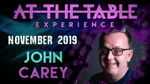 At The Table Live Lecture John Carey 2 November 20th 2019 video DOWNLOAD - Fabbrica Magia