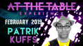 At The Table Live Lecture Patrik Kuffs February 20th 2019 video DOWNLOAD - Fabbrica Magia