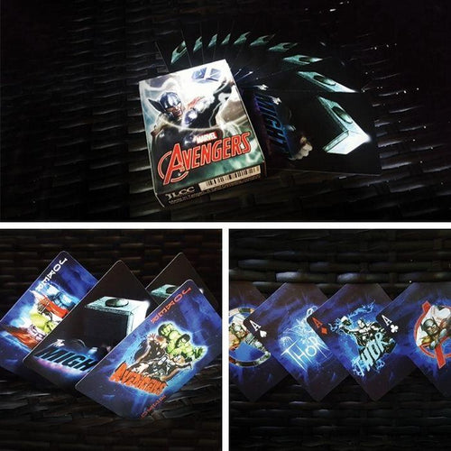 Avengers Thor Playing Cards - Fabbrica Magia