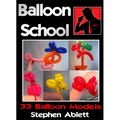 Balloon School by Stephen Ablett video DONWLOAD - Fabbrica Magia