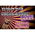 Balloon Swallow by Oscar Munoz (Excerpt from Oscar Munoz Live) video DOWNLOAD - Fabbrica Magia