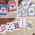 Bicycle Chic Gaff (blue) Playing Cards by Bocopo - Fabbrica Magia