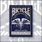 Bicycle Limited Edition Series -2 (Blue) by USPCC - Fabbrica Magia