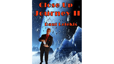 Close Up Journey II by Paul A. Lelekis eBook DOWNLOAD - Fabbrica Magia