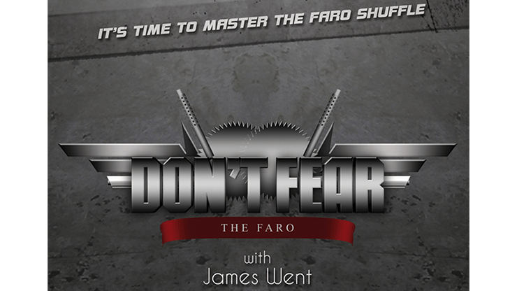 Don't Fear the Faro with James Went video DOWNLOAD - Fabbrica Magia