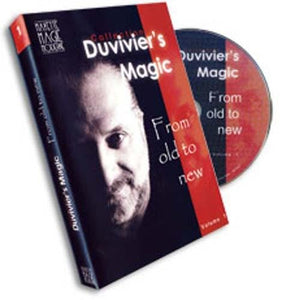 DUVIVIER'S MAGIC 1:FROM OLD TO NEW - Fabbrica Magia