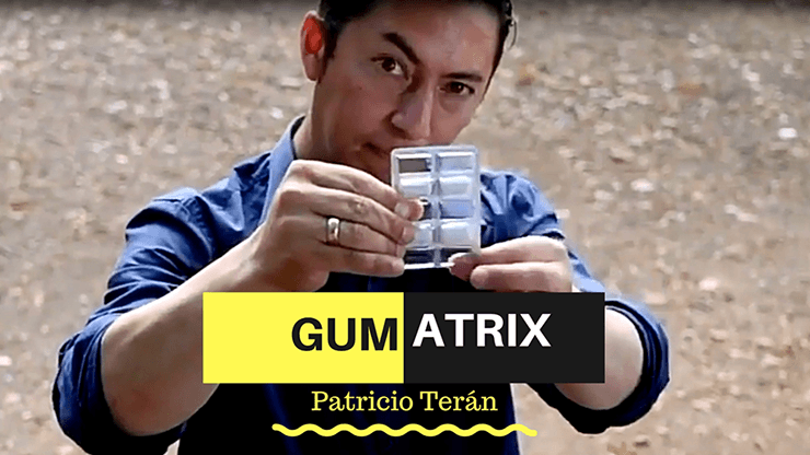 Gumatrix by Patricio Terán video DOWNLOAD - Fabbrica Magia