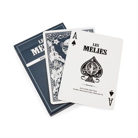 Les Melies - Eclipse Edition Mazzo Di Carte Bicycle - Fabbrica Magia