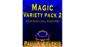 Magic Variety Pack II by Paul A. Lelekis eBook DOWNLOAD - Fabbrica Magia