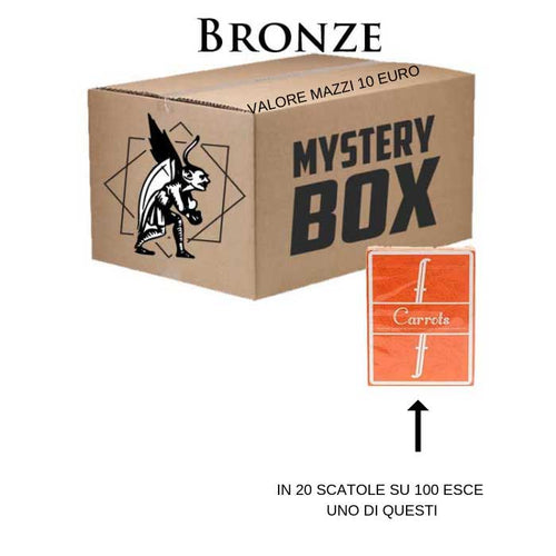 Mistery Box Collection Bronze - Fabbrica Magia