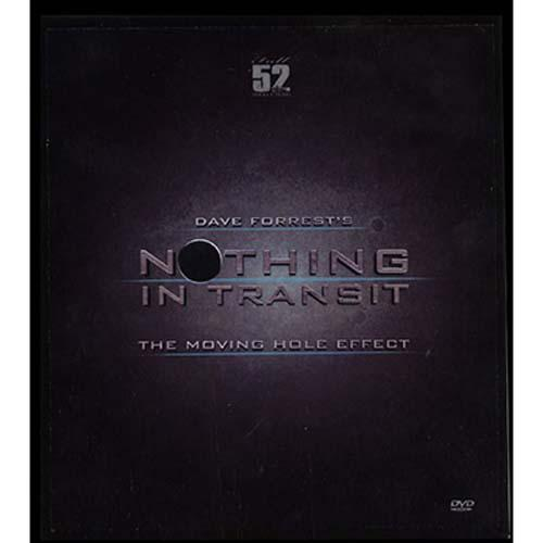 Nothing In Transit ( Gimmicks e DVD ) by David Forrest - Fabbrica Magia