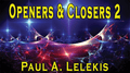 Openers & Closers 2 by Paul A. Lelekis Mixed Media DOWNLOAD - Fabbrica Magia