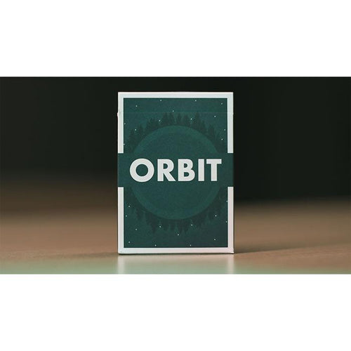 Orbit V6 Playing Cards - Fabbrica Magia