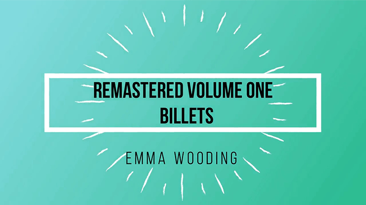 Remastered Volume One Billets by Emma Wooding eBook DOWNLOAD - Fabbrica Magia