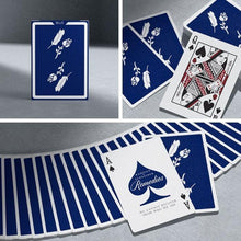 Carica l'immagine nel visualizzatore di Gallery, Remedies (Royal Blue) Playing Cards by Madison x Schneider - Fabbrica Magia